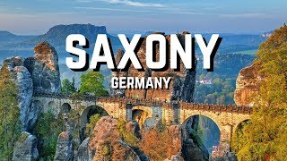 Adventures In Saxony, Germany (Saxon Switzerland & Dresden)