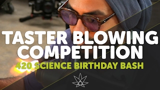 Glass Blowing Competition  //  420 Science Club