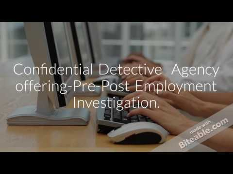 Detective Agency in Delhi | Confidential Detective Agency