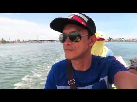 Philippines Trip 2016 Vlog 3 - One with the Sea
