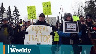 Driving the pipeline protest straight to Trudeau | The Weekly with Wendy Mesley