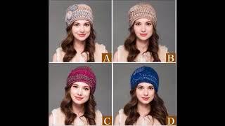 여자겨울모자,예쁜겨울모자,중년여성겨울모자,노인겨울모자,…