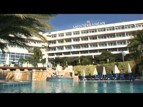 Mediterranean Beach Hotel**** Limassol Cyprus