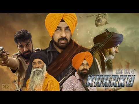Kharku (Full Song) | Jass Nijjar | 90d Music | Redknot Arts | Punjabi Song 2018 | 4K