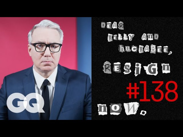 john-kelly-and-sarah-huckabee-sanders-must-resign-the-resistance-with-keith-olbermann-gq