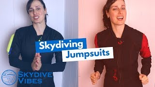Skydiving Jumpsuits - 6 Different Types