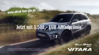 """Der Suzuki Vitara – """"Alles und mehr"""""""