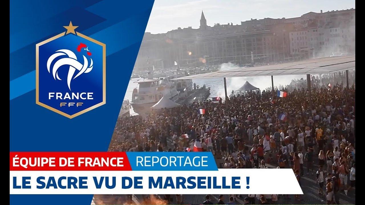 Equipe de France : Le sacre vu de Marseille !