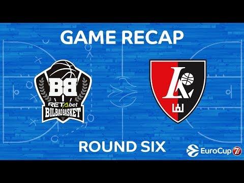 Highlights: RetaBet Bilbao Basket - Lietuvos rytas Vilnius