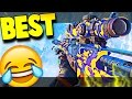 THE BEST TRICKSHOT EVER...LOL 😂(Black Ops 3 Open Lobby Trickshotting & Funny Moments)