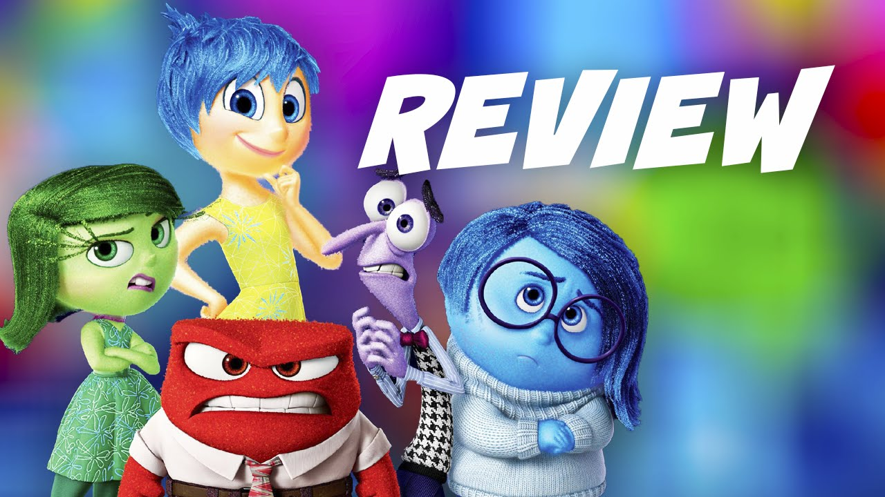 Inside Out 2015 Movie Review