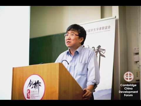 Ha-Joon Chang: The East Asian Economic Miracles In Historical Perspectives - University of Cambridge