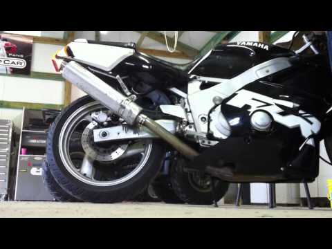 Yamaha Fzr600 w/ D&D exhaust