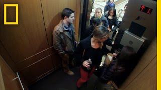 Elevator of Shame | Crowd Control