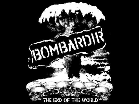 Bombardir-Sekali berarti itu mati