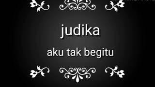 Download lagu Judika Aku Tak Begitu