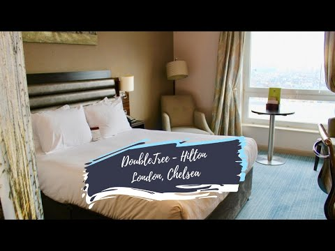 DoubleTree by Hilton Hotel London - Chelsea | Laura Ashley Floor Room Tour