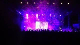 Karnivool - New Day at Mood Indigo, Mumbai India 18-12-11