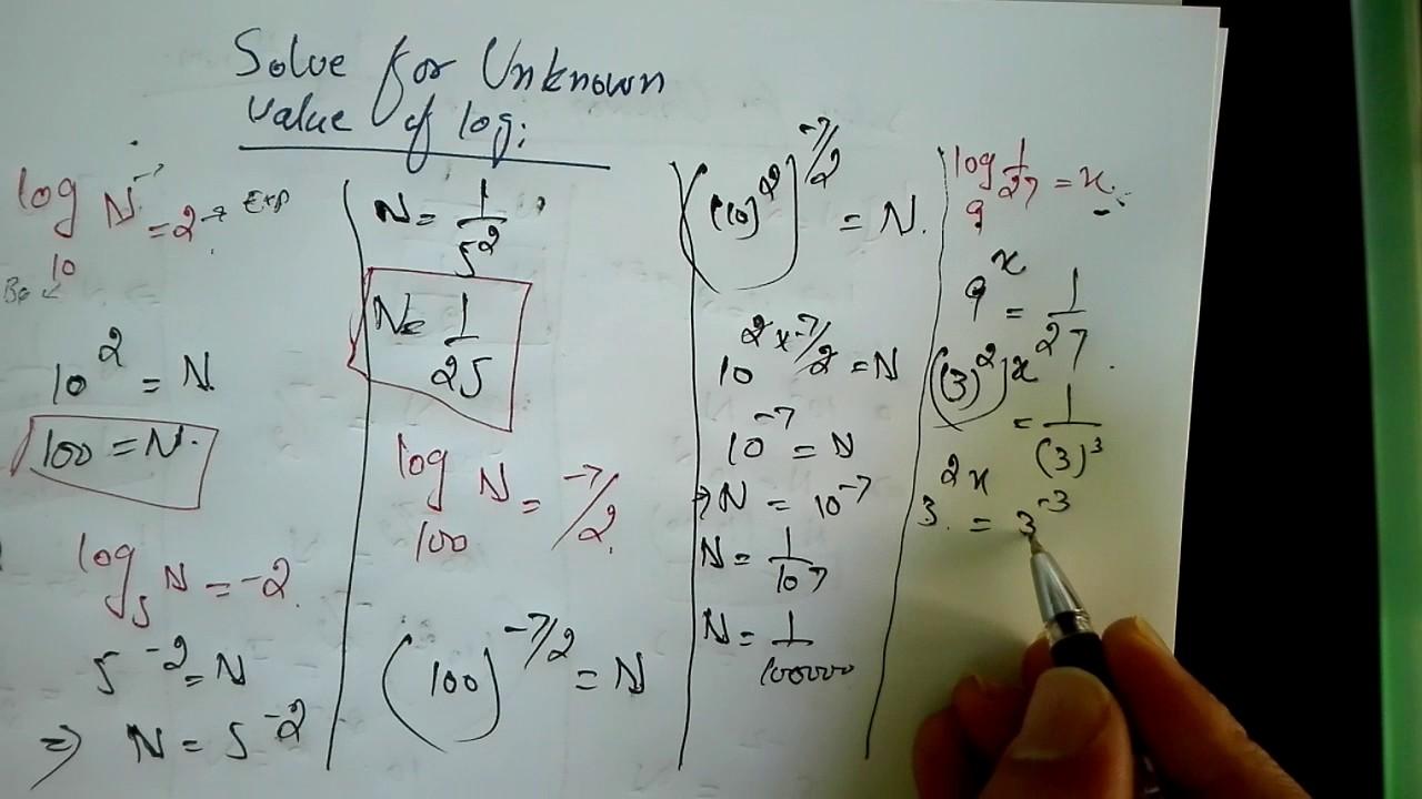 Famous Logarithm Equation Calculator Online Pictures - Math ...