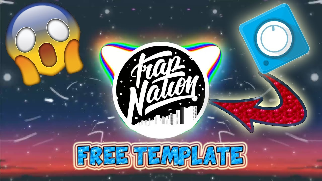 Trap Nation Spectrum On Avee Player Free Template Youtube