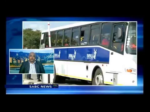 Minister Mosebenzi Zwane Visits Impala Mine In Rustenburg