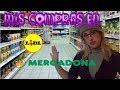 mis compras en LIDL y MERCADONA  COMPRA TIME PUCELANA87
