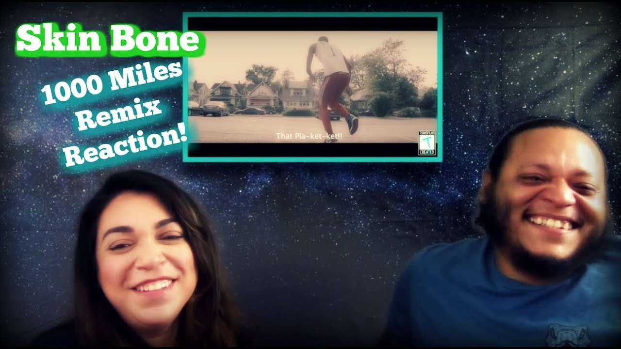 Skinbone 100 Miles A Thousand Miles Remix Reaction By Avi4real