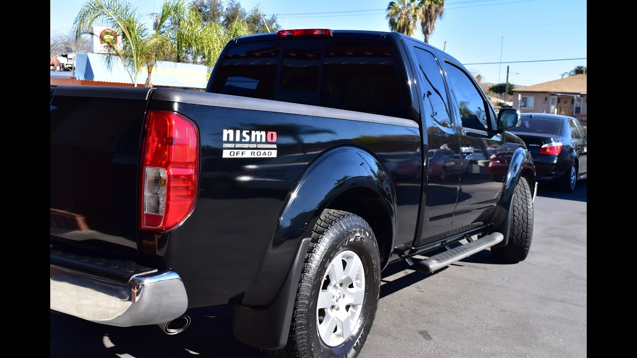 2006 nissan frontier nismo la puente ca youtube. Black Bedroom Furniture Sets. Home Design Ideas