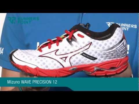 mizuno wave precision 12 brown