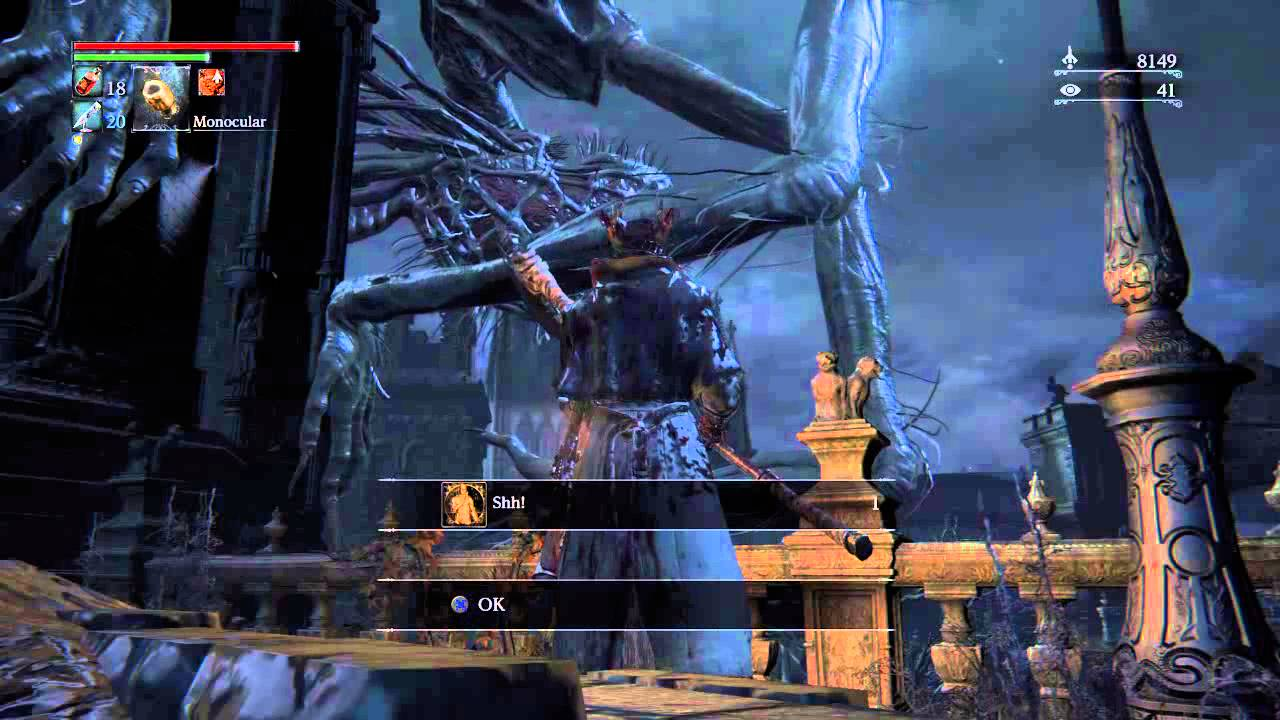 how to buy insight bloodborne