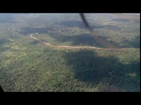 Tanah MTB - Penerbangan Ambon - Saumlaki - Lion Air | BDT - 20161124 Part 6