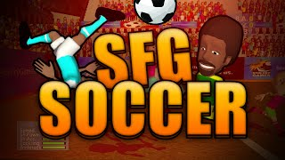 GOING FOR GOLD! - SFG SOCCER