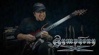 Um dos Solos Mais Cabulosos na Guitarra - Symphony X - Sea Of Lies - by: Gustavo Guerra