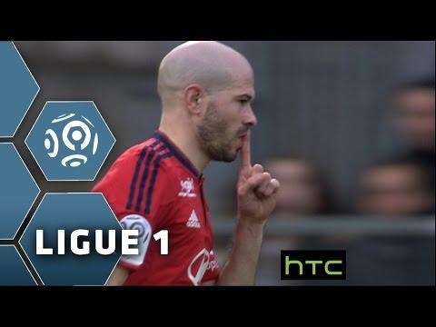 Goal Christophe JALLET (13') / Angers SCO - Olympique Lyonnais (0-3)/ 2015-16