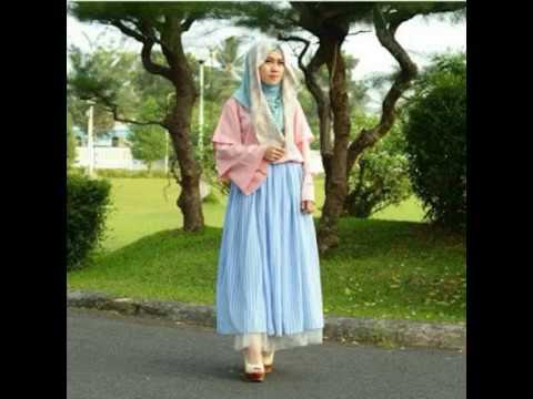 Model Baju Muslim Remaja Trendy Dan Terbaru Youtube