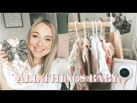 BABY HAUL! Where I Find Baby Clothes / Accessories + MORE! ♡