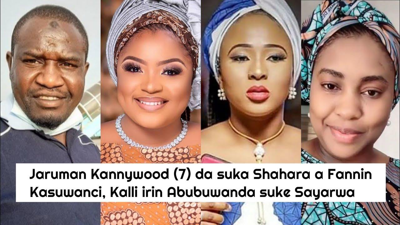 Download Kunsan Jaruman Kannywood 7 da suka Shahara ta Fannin Kasuwanci? Kalli irin Abubuwanda Suke Sayarwa