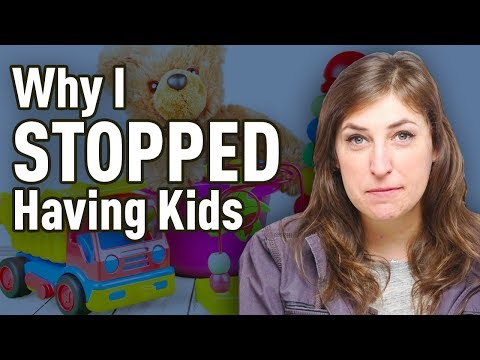 Why I Stopped Having Kids || Mayim Bialik