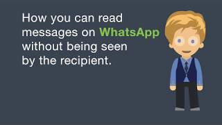3 Magical Methods For Replying On Whatsapp Without Being Online