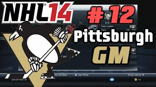 """NHL 14: GM Mode Commentary - Pittsburgh ep. 12 """"Year 2 Finish"""""""