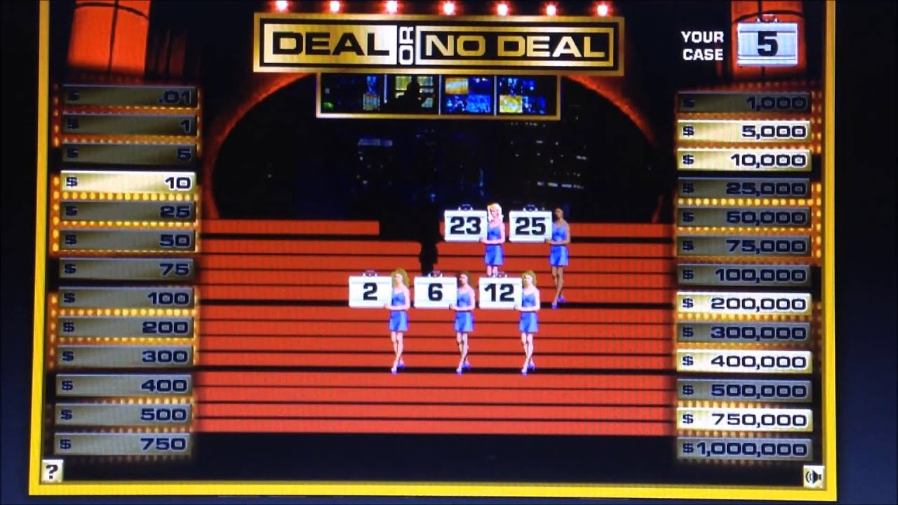 Deal Or No Deal Play