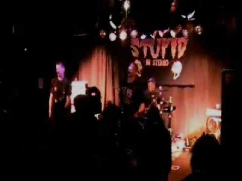 Stupid In Stereo Live