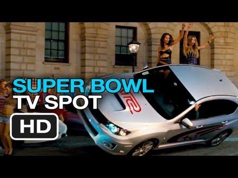 Fast & Furious 6 Official Super Bowl Spot (2013) - Vin Diesel Movie HD