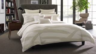 Kenneth Cole Reaction Brushstroke Bedding Collection at Bed Bath & Beyond