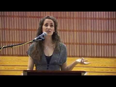 Flynn Coleman's Women in Sports Award Speech