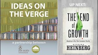 Interview with Richard Heinberg, Author of The End of Growth