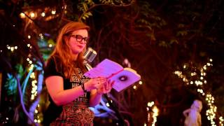 Amber Tamblyn - Love Poem for David @WANPOETRY