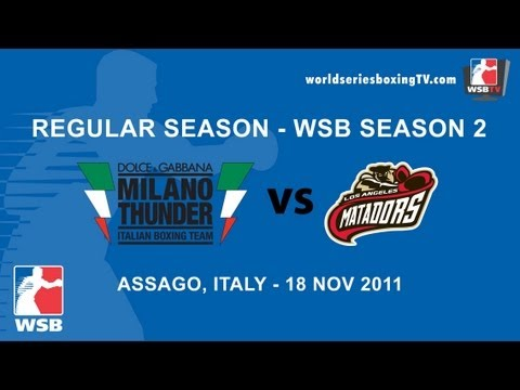 Milan vs. Los Angeles - Week 2 WSB Season 2