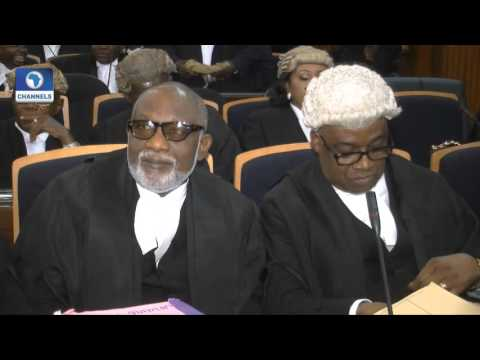 Law Weekly: Wole Olanipekun (SAN) Speaks On Role Of Lawyers, Judiciary In Corruption War