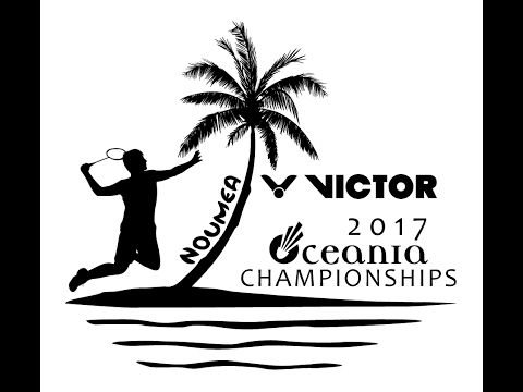 OceaniaLive: Victor Oceania Junior and Senior Championships SEMI-FINALS Court 2
